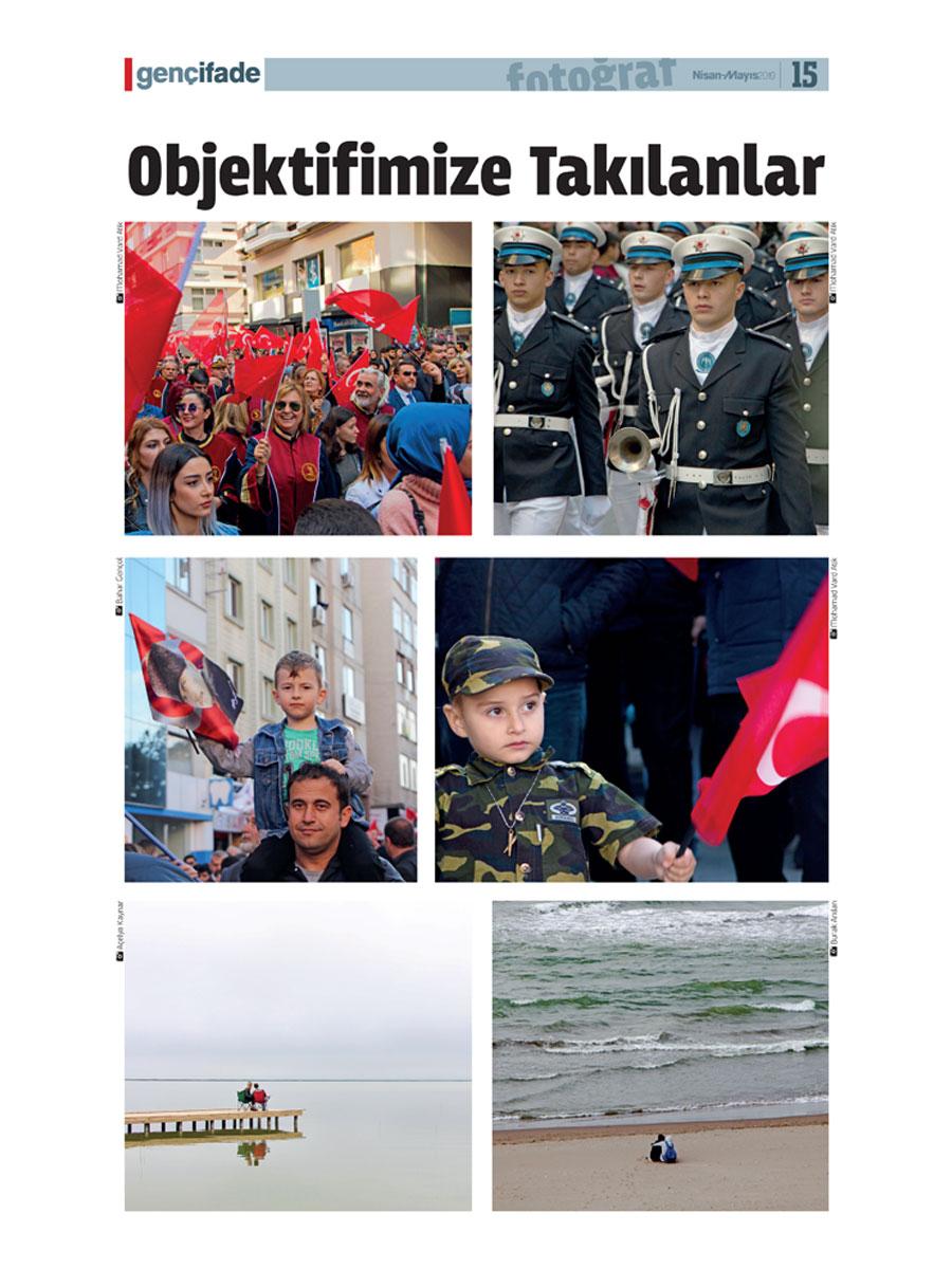 Gazete / Dergi Sayfası